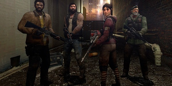 Left 4 Dead video game image Valve